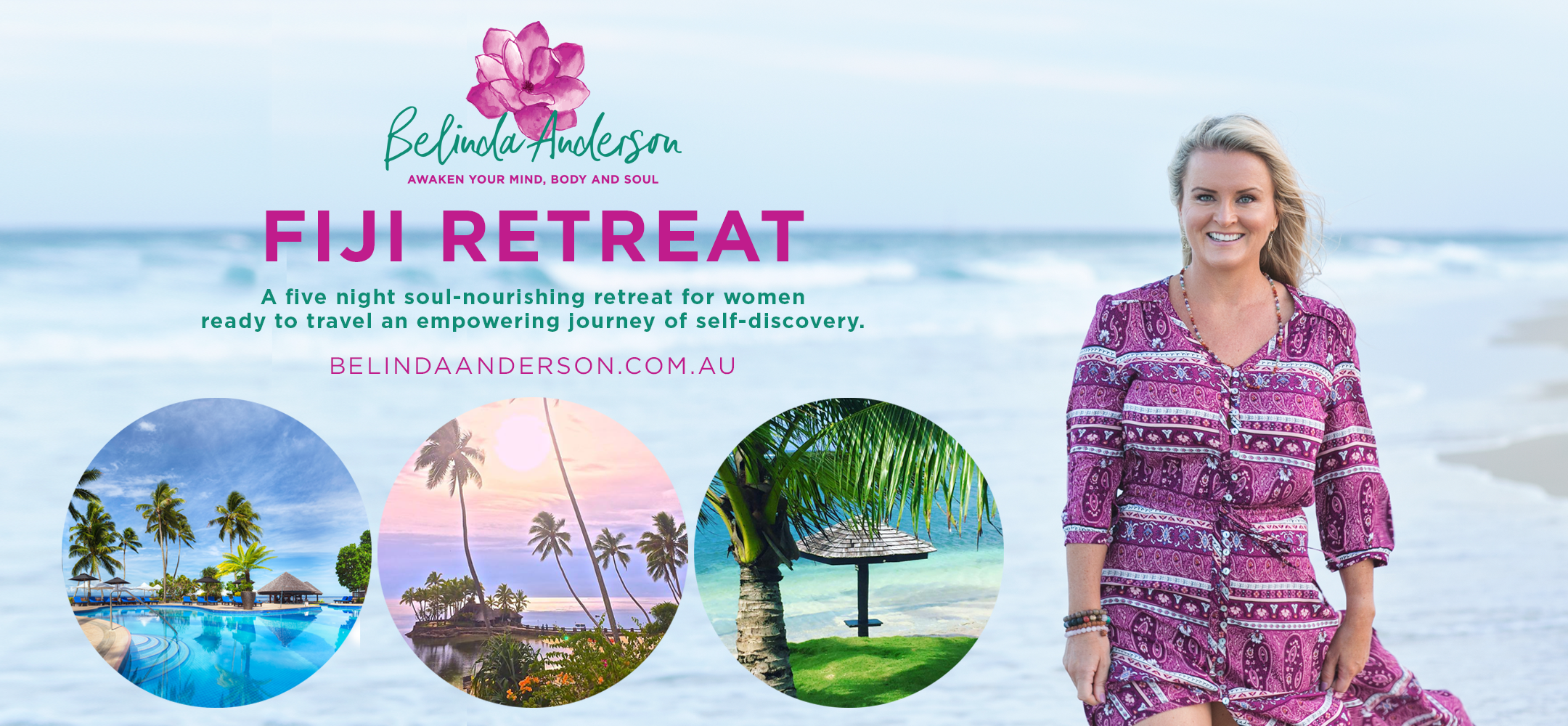 Women's Retreat in Fiji