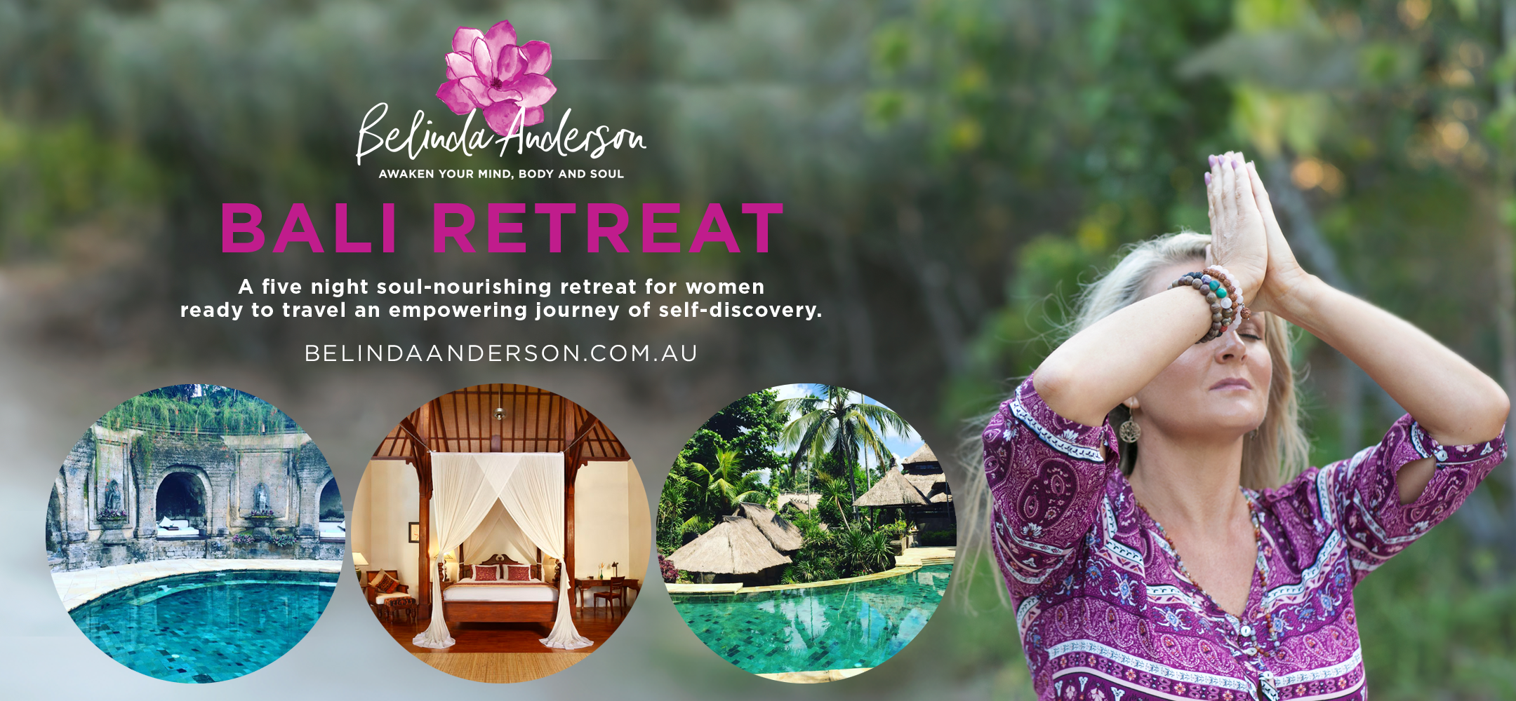 Women's Retreat in Bali