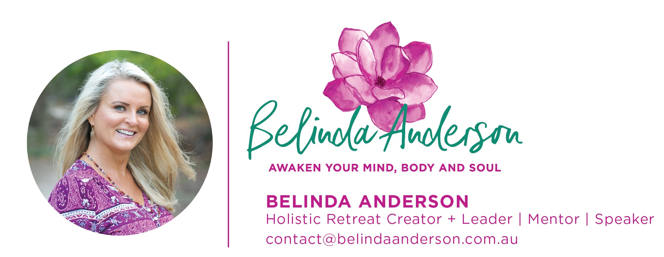 Ready to Achieve Personal Growth? Contact Belinda Anderson