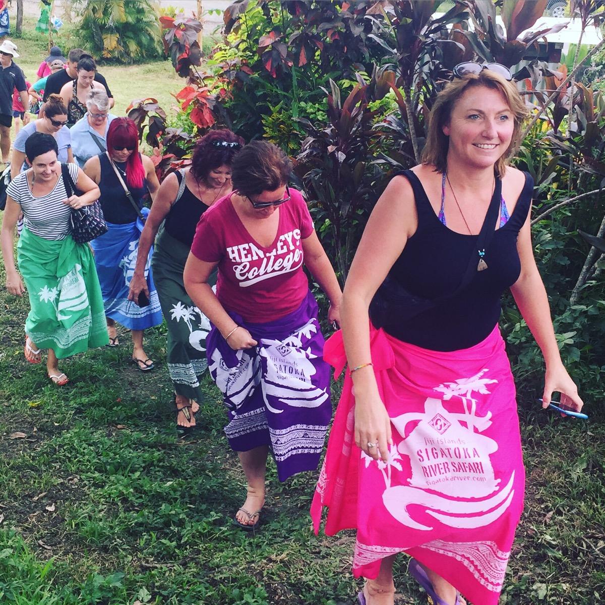 Active Living in Fiji