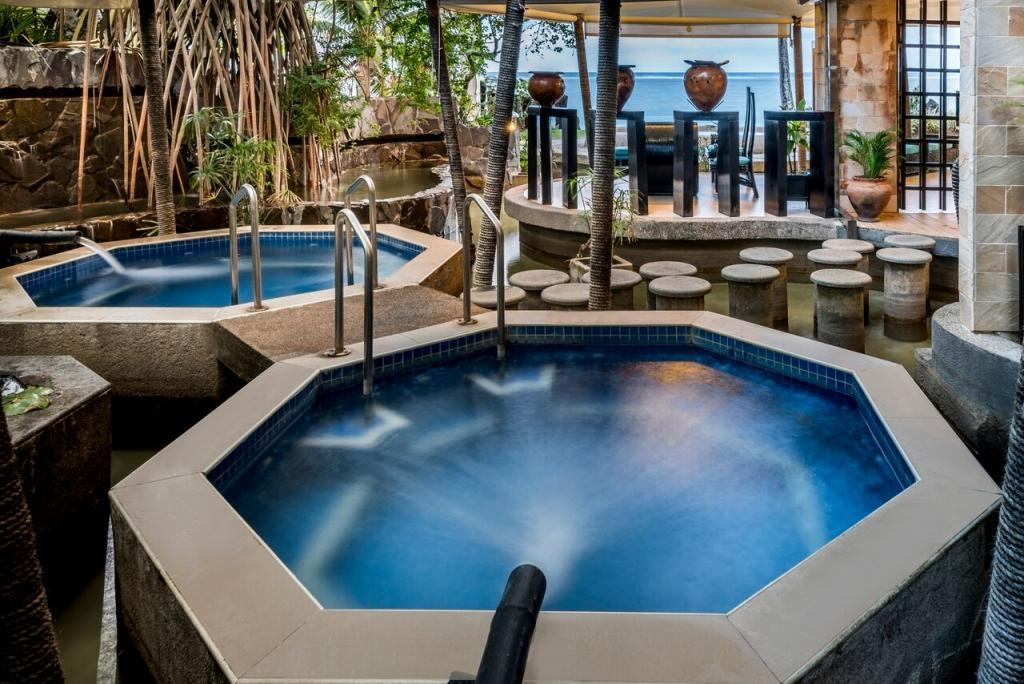 This retreat allows you time to relax and enjoy a spa