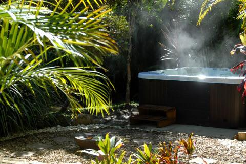 Daily you will clear your mind while relaxing within Uki Retreat